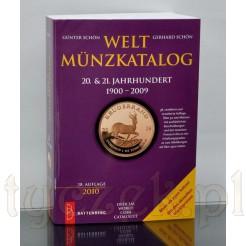 Welt Munzkatalog- katalog monet całego świata