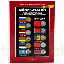 Munzkatalog - katalog monet dawne ZSRR