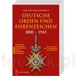 Katalog Falerystyka Niemcy 1800-1945 Odznaczenia i ordery na 1000 stronach w OEK