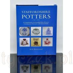 Stafforshire Potters - olbrzymia monografia