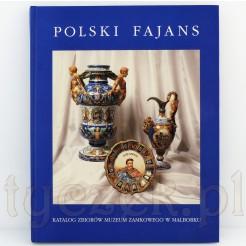 Fajans Polski katalog z wartościowymi ilustracjami i opisami