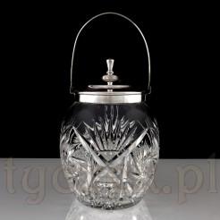 Luksusowa bomboniera tzw keksdose nazywana też herbatnicą