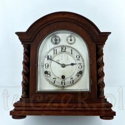 KIENZLE Piękny i masywny zegar kominkowy do salonu