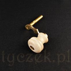 Korbowy klucz mosiężny numer 1 rozmiar 2,50mm