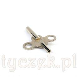 Podwójny klucz numer 6 oraz numer 000