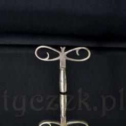 Dekoracyjny antyk ze stali- klucz numer 9