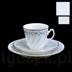 Wyjątkowy antyk ze śląskiej porcelany marki Rappsilber Koenigszelt