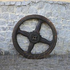 Stare koło drewniane dla kolekcjonera lub do dekroracji