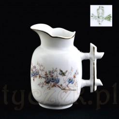 ekskluzywny mlecznik z francuskiej porcelany