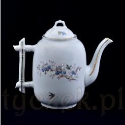 Zabytkowy dzbanek z francuskiej porcelany