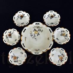 Ekskluzywny ślaski zestaw do herbaty, konfitury i domowych smaczków