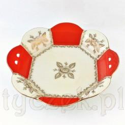 Pięknie zachowana porcelana z Tułowic