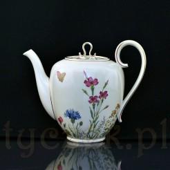 Cudowny dzbanek idealnie posłuży do serwowania zarówno kawy jak i herbaty
