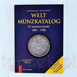 Katalog numizmatyczny - monety z całego świata