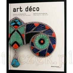 ART DECO - katalog z bizuterią z epoki