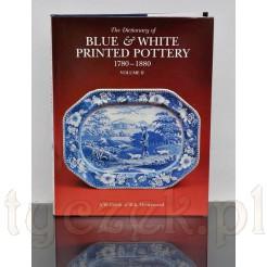 Album o ceramice biało-niebieskiej Stara Anglia