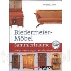 Biermeier Mobel - książka antycznych mebli z epoki Biedermeier