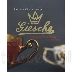 Katowice Bogucice - poszukiwana książka o porcelanie Giesche
