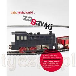 Album o starych zabawkach - polska książka