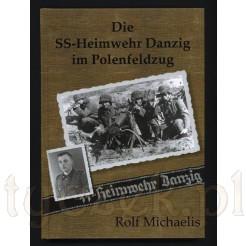 Niemiecka książka o II Wojnie Światowej - SS i Heimwehra w Gdańsku