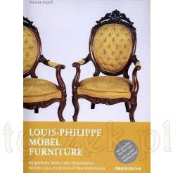 Katalog mebli ludwikowskich styl Louis Philippe Rainer Haaff