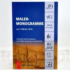 Katalog sygnatur malarskich przydatny w rozszyfrowaniu dzieła