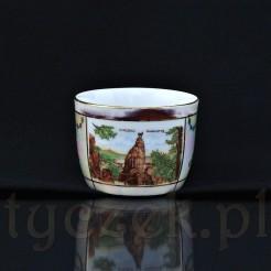 Kolekcjonerski okaz z Carlsbad ze słynnym Skokiem Jelenia