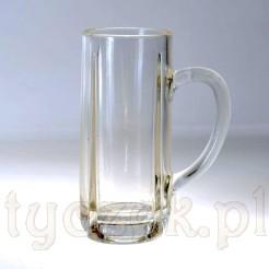 oryginalny kufel do piwa ze szkła