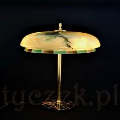 Oryginalna lampa gabinetowa