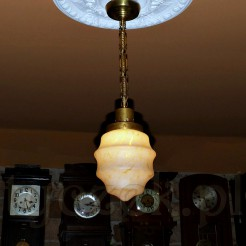 Stylowa lampa zabytkowa z gwarancją sprawności
