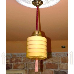 Antyk - lampa z epoki art deco !