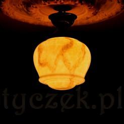 Świecący tygrysek - lampa nie tylko do holu i przedpokoju
