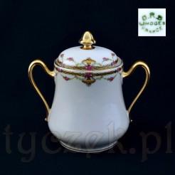 Markowa porcelana dawna znakomitej klasy Limoges