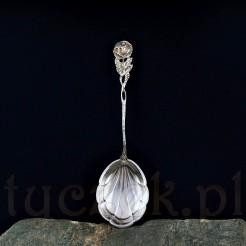 Wyrób srebrzony powierzchniowo idealnie sprawdzi się do śmietanki lub konfitury