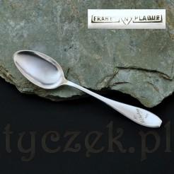 srebrzona powierzchniowo duża łyżka marki Fraget