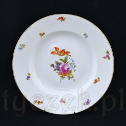 Znakomity półmis w formie dużego talerza na środek stołu