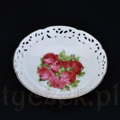 Ekskluzywna paterka z motywem różanym
