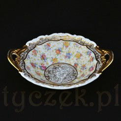 Niespotykana miseczka z żarskiej porcelany marki Carstens Sorau