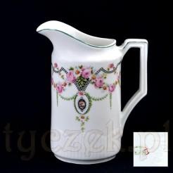 Mlecznik z porcelany Wałbrzyskiej KPM