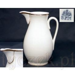 Mlecznik Schumann Berlin - Sygnowana porcelana