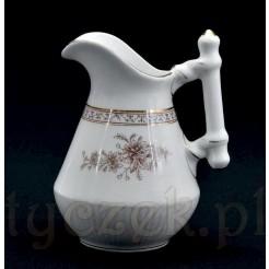 Mlecznik ze śląskiej porcelany