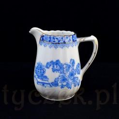 Piękny mlecznik dla miłośnika śląskiej porcelany