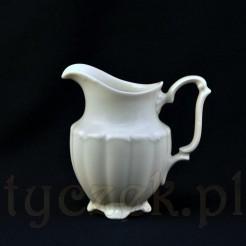 Porcelanowy kolekcjonerski mlecznik marki CT