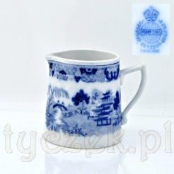 Markowy mlecznik angielski w typie blue&white