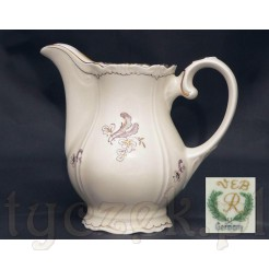 Piękny mlecznik z kremowej porcelany marki Carstens