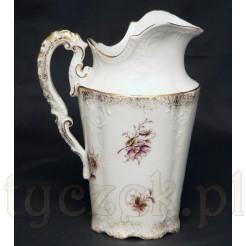 Barokowy mlecznik w stylu rokoko