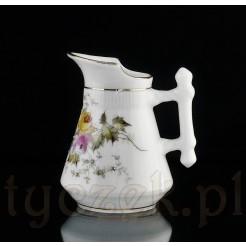 XIX wieczna śląska porcelana marki Striegauer Porzelanfalbrik Walter & Co.