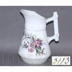 Mlecznik śląski z XIX wieku pięknie dekorowany