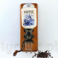 Uroczy wiszący młynek do kawy