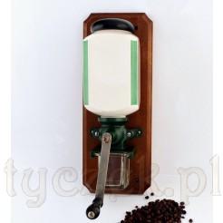 Duży elegancki młynek do kawy